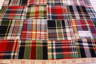 Patchwork madras